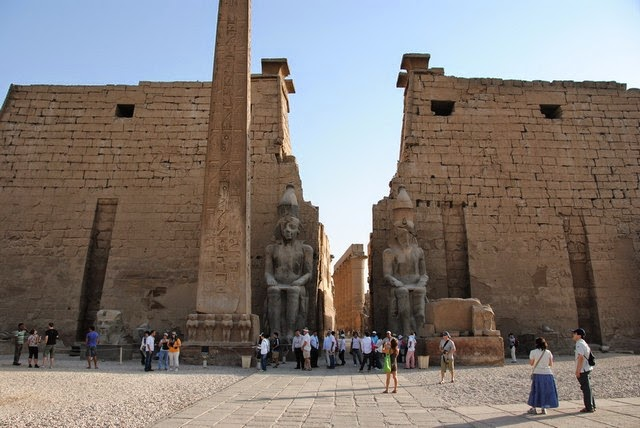 89. Luxor Temple (Egypt)