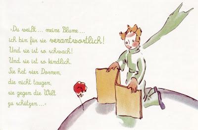 Zitate Abschied Der Kleine Prinz Zitate Und Sprüche Weisheiten