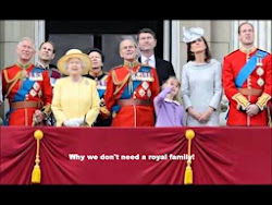 "The ""Not so Royal Family thieves of the world"" ""Warning not for minors"""