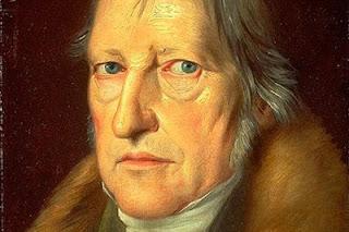 """El término """"viejo topo"""" en la tradición política como tópico metafórico de la Izquierda: origen del término - publicado por el blog del viejo topo en junio de 2013 Hegel"""