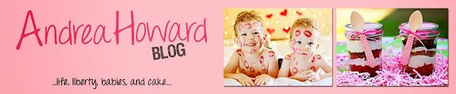 Andrea Howard Blog