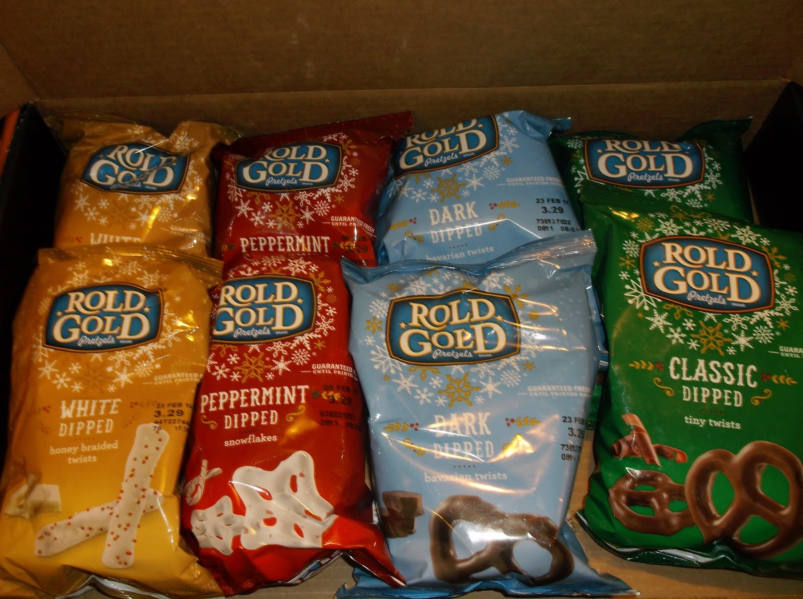 missys product reviews rold gold dipped pretzels