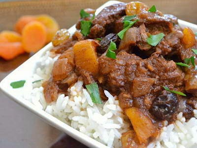 Vietnamese Food - Cơm Trộn Bò Xào