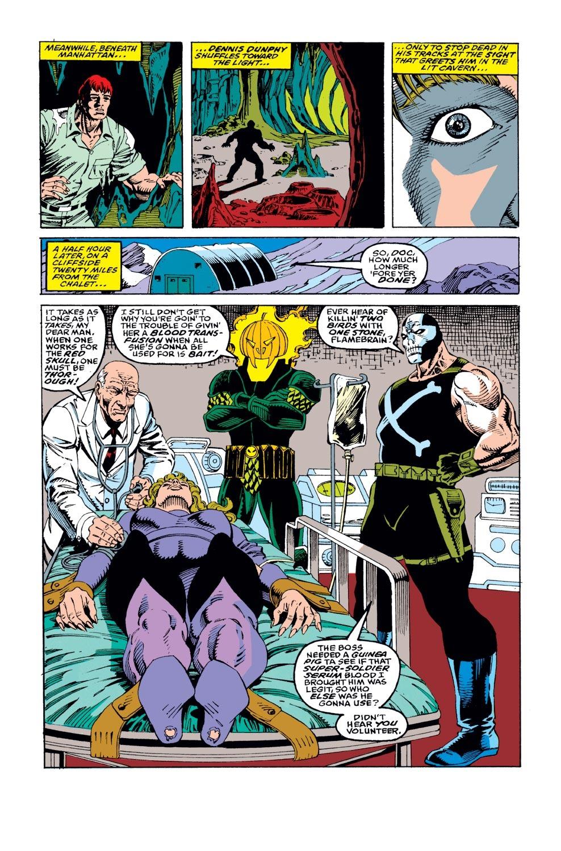 Captain America (1968) Issue #409 #358 - English 21