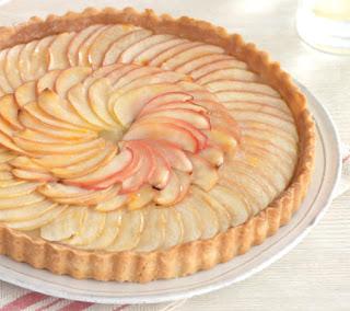 Tarte-aux-pommes-Recipe