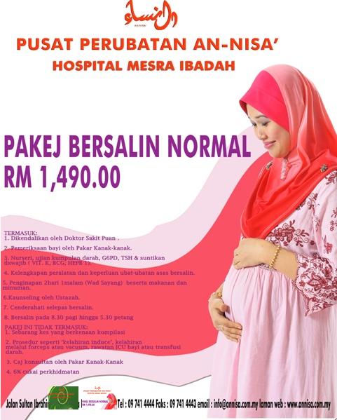 Kelantan  Pusat Perubatan An nisa Kota Bharu