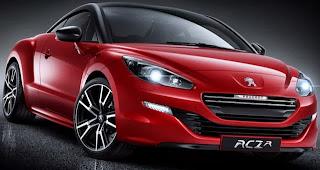 2014 Peugeot RCZ R - Release Date