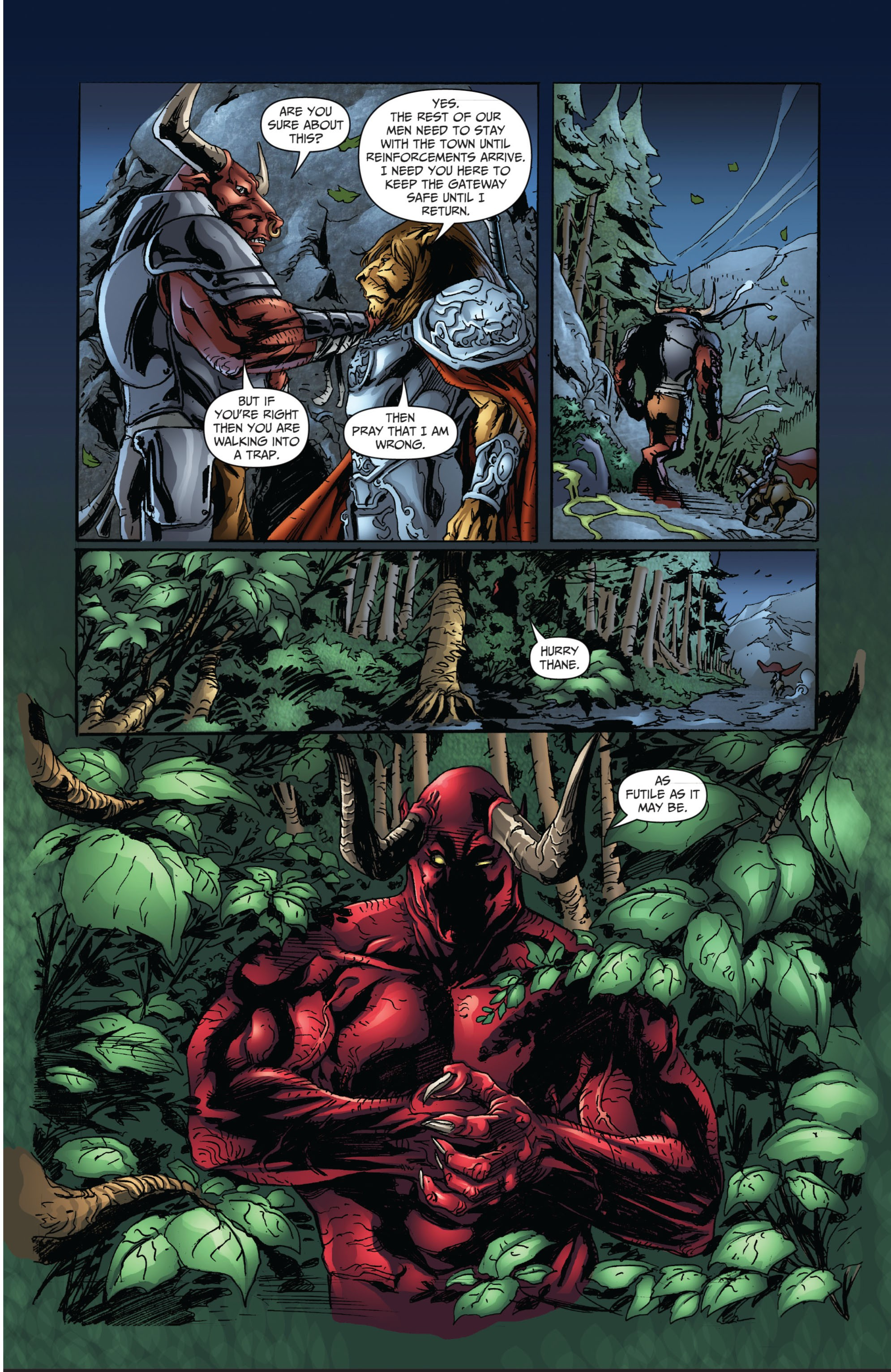 Grimm Fairy Tales (2005) Issue #72 #75 - English 6
