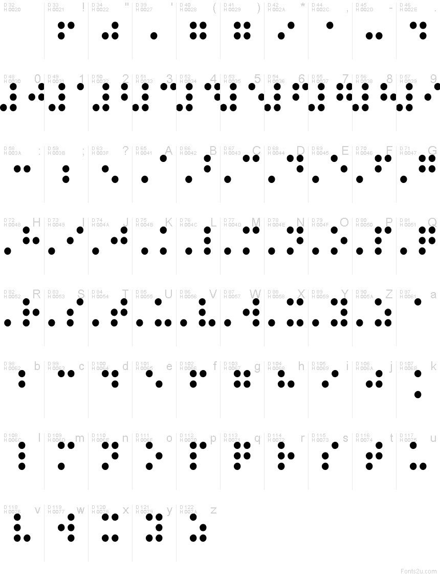 Answer Girl: Happy Braille Literacy Month