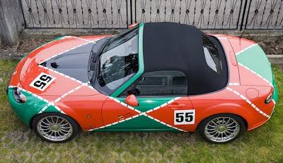 Mazda Miata RX-55
