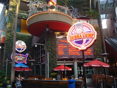 City Walk Restaurante Bubba Gump Shrimp
