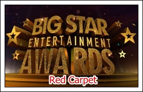 (31st-Dec-12) Big Star Entertainment Awards [Red Carpet ]