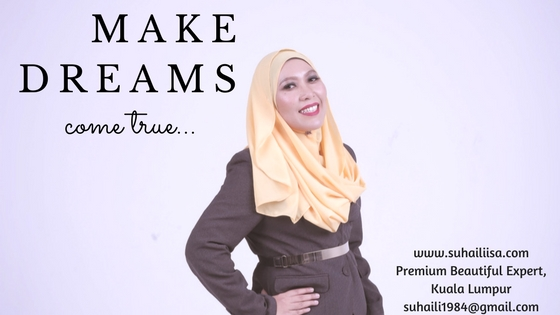 Suhaili Isa - Premium Beautiful Expert KL and Lifestyle Blogger