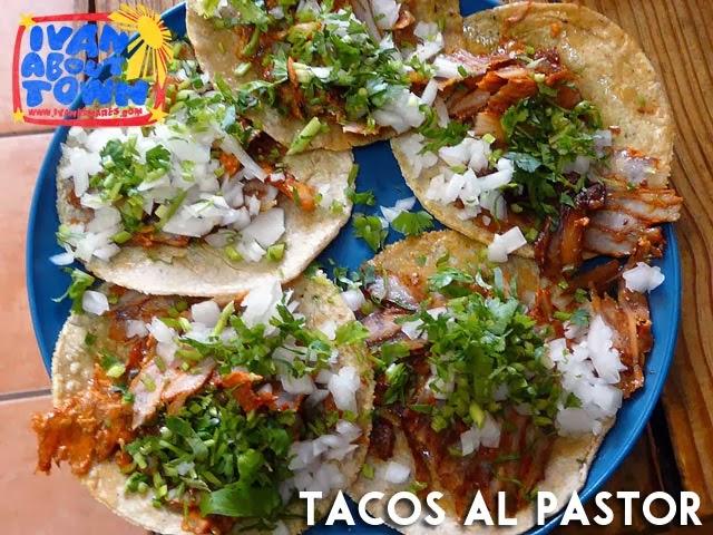 Mexican Taco: Tacos al Pastor