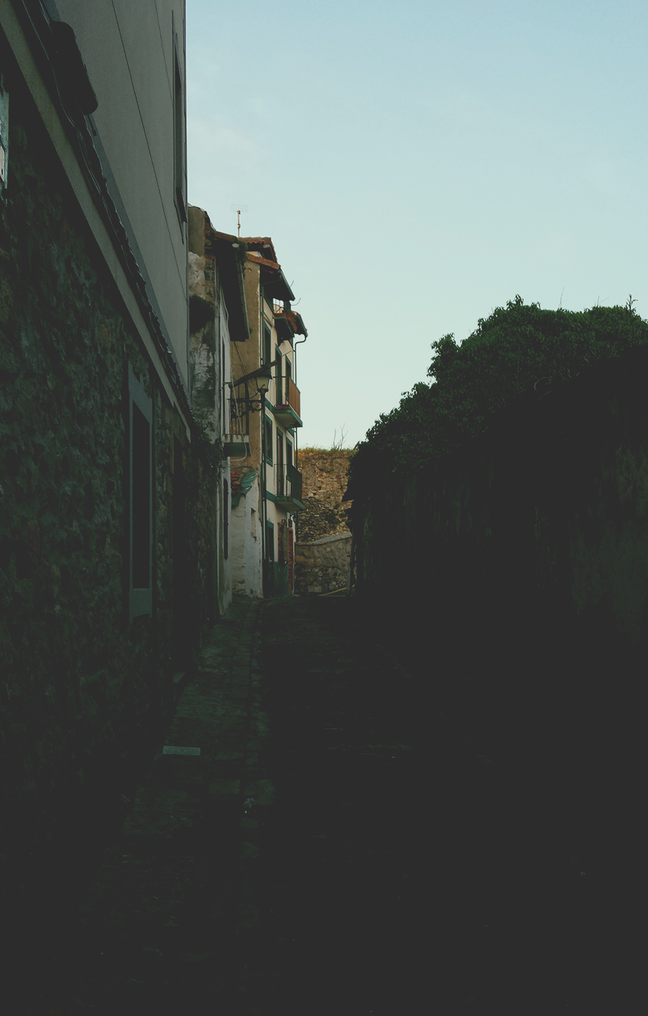 lifestyle y fotografía, calles, caminos y carreteras