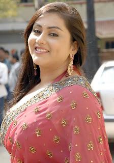masala Namitha Gets Glamourous In Saree Blogspot Com 0002