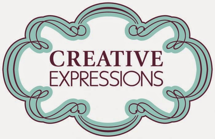 Creative Expressions logo new die release from IconUK