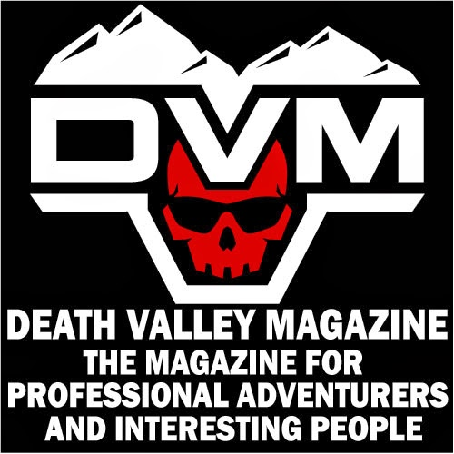 Death Valley Magazone