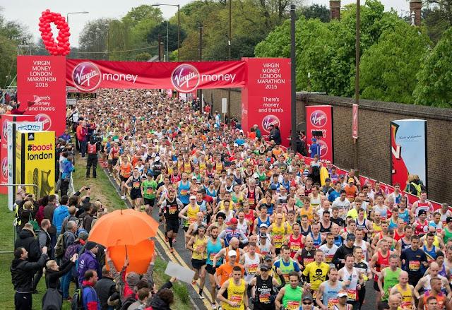 Entering the London Marathon Ballot - my secret plan