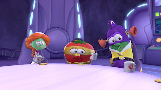 VeggieTales: The League of the Incredible Vegetables Review and Giveaway