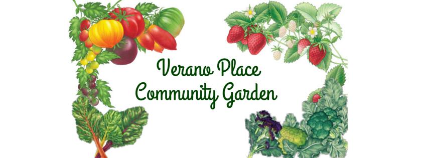 Verano Place Community Garden