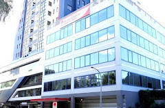 Studio C - 3 piętro 9 Deane str. Burwood 2134 St John Ambulance Building