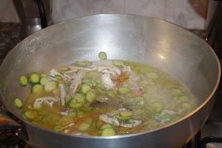 ricetta pasta triglie zucchine
