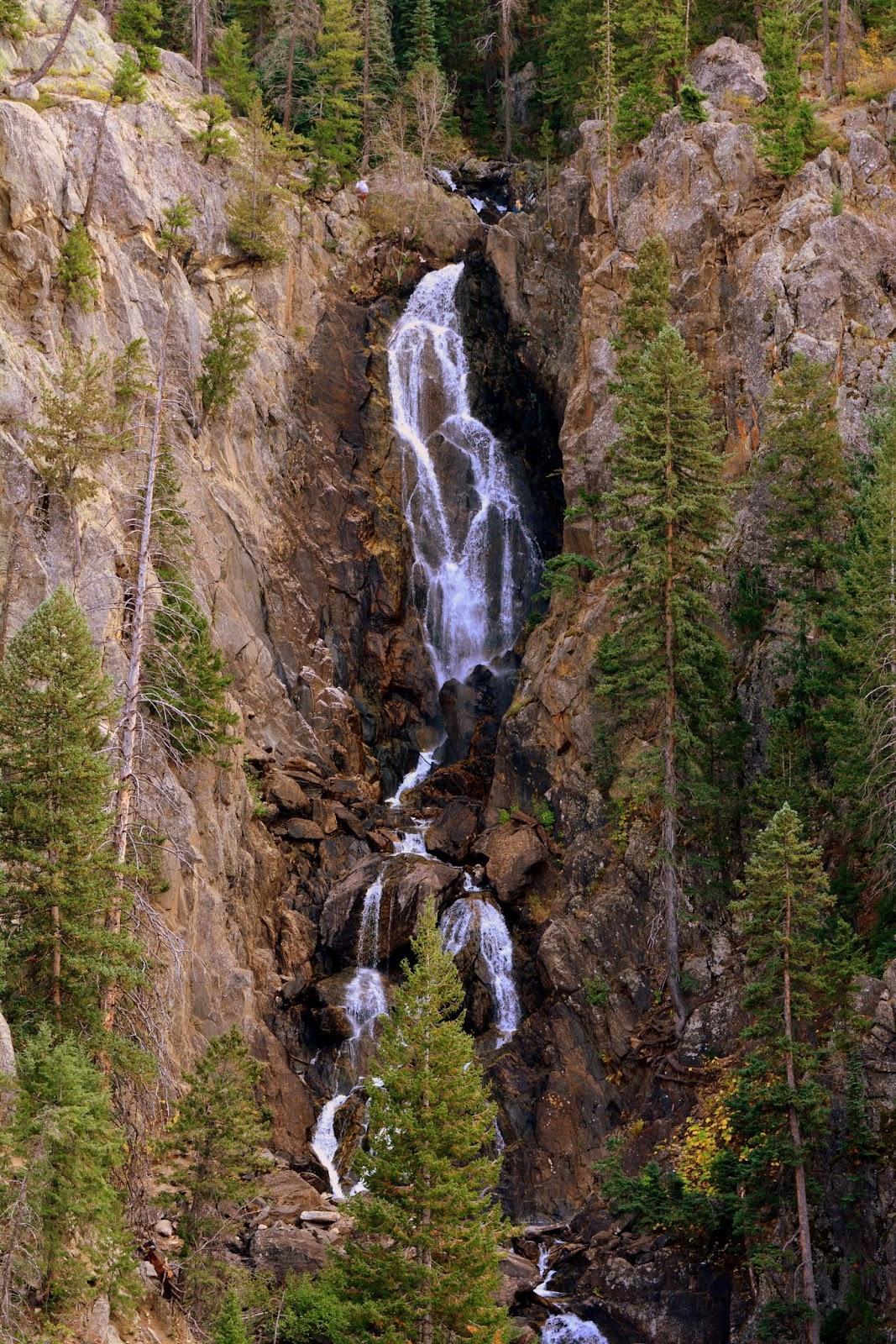 Mille Fiori Favoriti: Fish Creek Falls, Steamboat Springs
