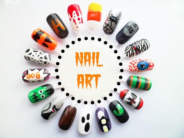 Halloween nail art nail ideas designs inspiration
