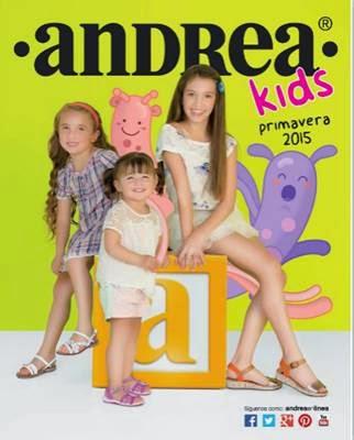 Andrea Kids Primavera 2015 zapatos