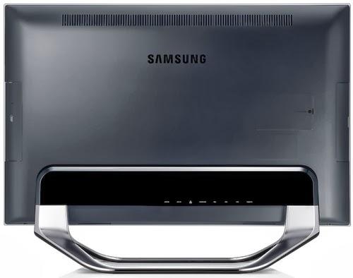 задняя сторона моноблока Samsung ATIV One 700 A7D-X01