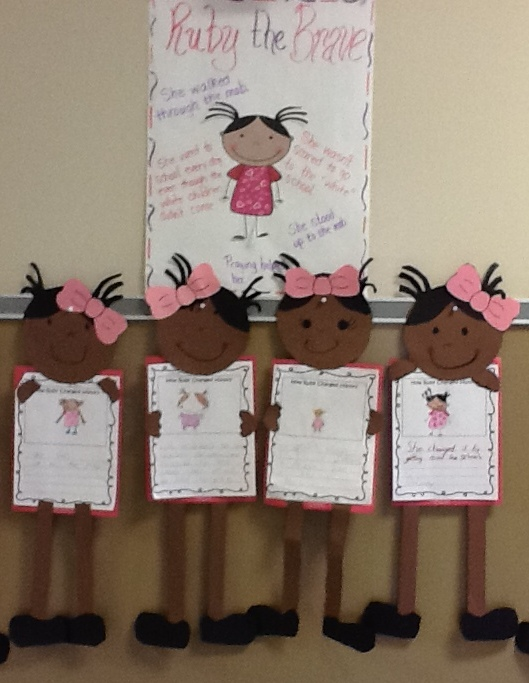Learning with firsties celebrating black history month for Black history month craft