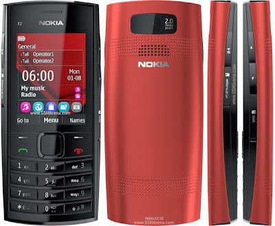 Firmware Nokia X2-02 RM-694 v11.79 BI