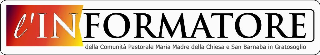 blog Comunità Pastorale Maria Madre della Chiesa e San Barnaba in Gratosoglio a Milano