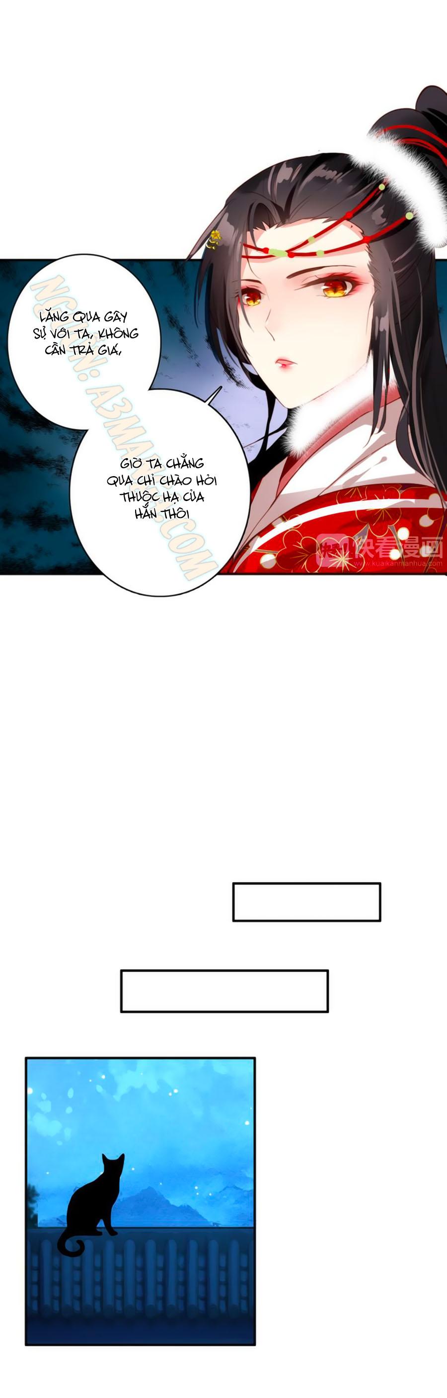 Mỹ Nhân Làm Tướng Chap 36