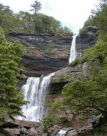 http://en.wikipedia.org/wiki/Kaaterskill_Falls