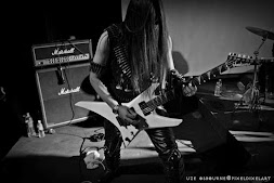 Erik666- Ravening Black Masscare - (Gitar)