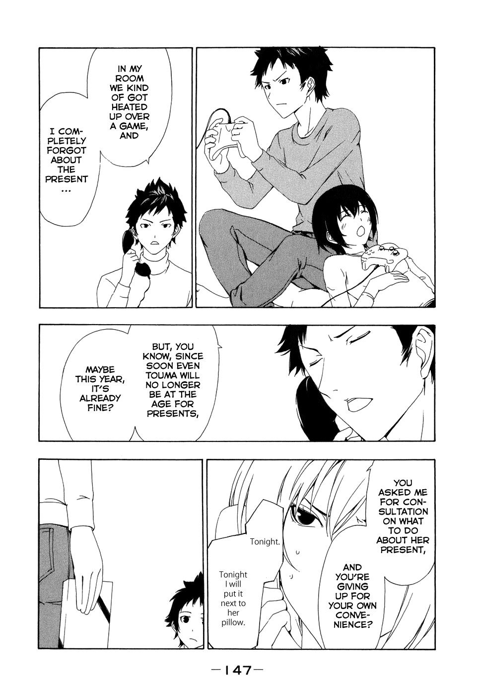 Minami-ke - Chapter 98