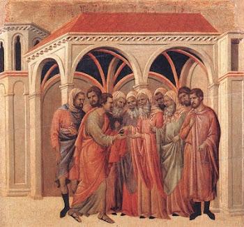 วันพุธ สัปดาห์ศักดิ์สิทธิ์: ยูดาสขายพระเยซูเจ้า
