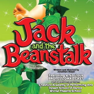 Jack & the Beanstalk at Winsford Lifestyle Centre December 2012