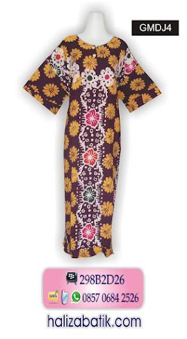 085706842526 INDOSAT, Baju Batik Modern, Busana Batik Modern, Baju Batik Wanita, GMDJ4, http://grosirbatik-pekalongan.com/daster-gmdj4/