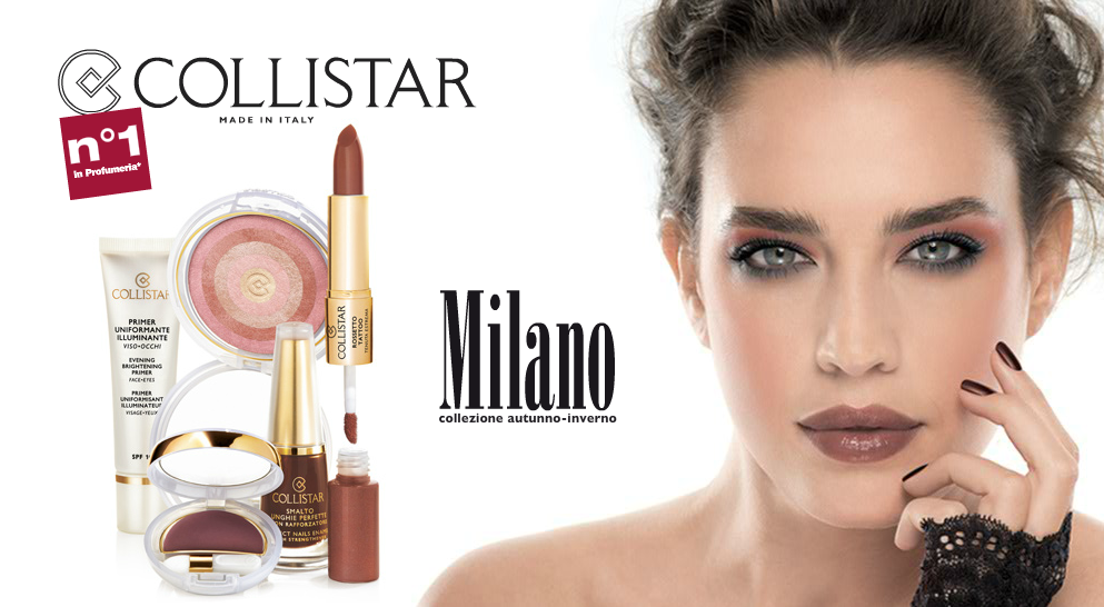 Collistar collezione milano rossetti tattoo swatch and for Collistar italia