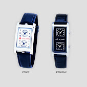 CENTRUM LINK - DUAL TIME WATCHES - FT 6082-2