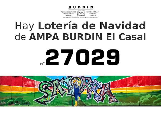 27029. Comprar participaciones Lotería Navidad 2015