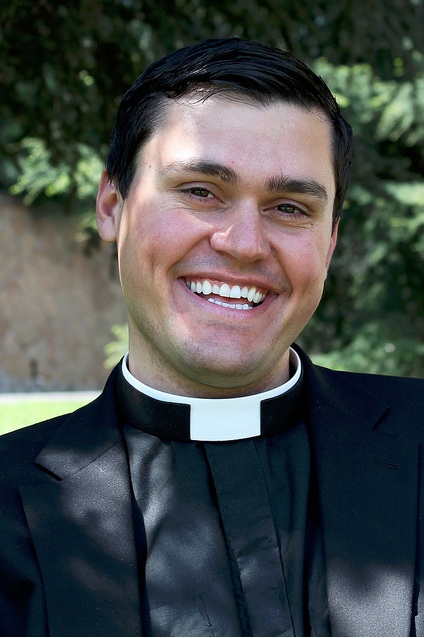 El Camino a la Vocación: <b>Spencer Howe</b> - Deacon%2BSpencer%2BHow%2B%252528Minn%252529