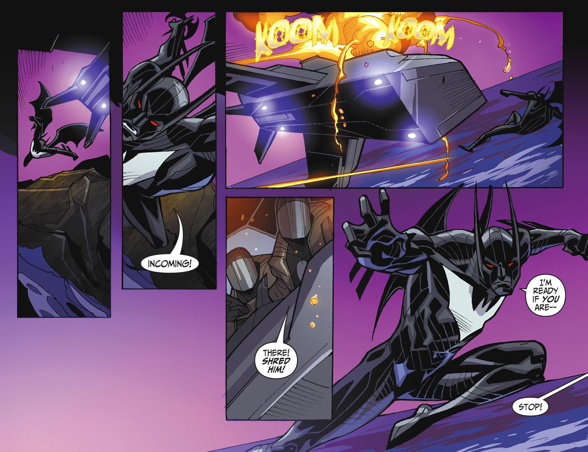 Batman Beyond 2.0 Issue #21 #21 - English 12