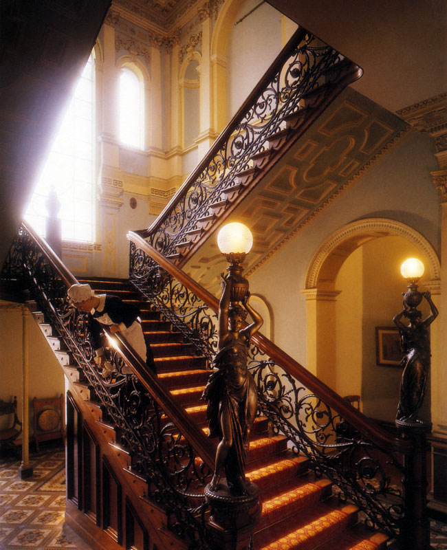 Art And Architecture Mainly Werribee Mansion 1874 77