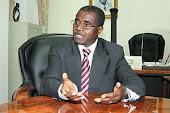 Dino Matross, presidente dos comités da revolução angolana: