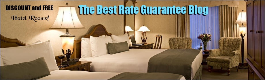 The Best Rate Guarantee Blog - Your Daily Source for Discount and Free Hotel Rooms!