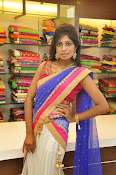Mounika Reddy Glam pics in Half saree-thumbnail-20